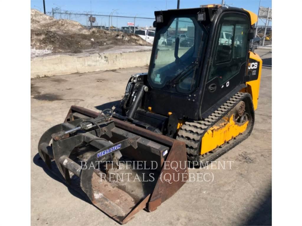 JCB 190 T, Skid Steer Loaders, Construction