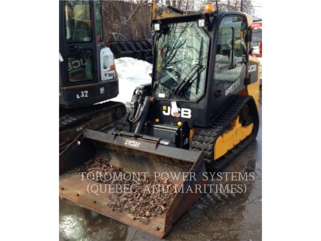 JCB 205T, Chargeuse compacte, Équipement De Construction