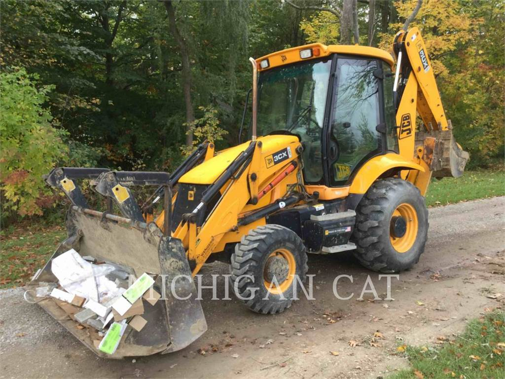 jcb backhoe loader serial numbers