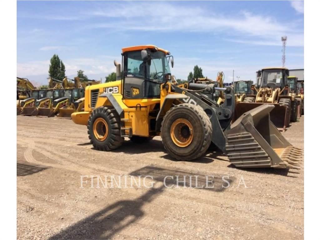 JCB 456 ZX, Wheel Loaders, Construction