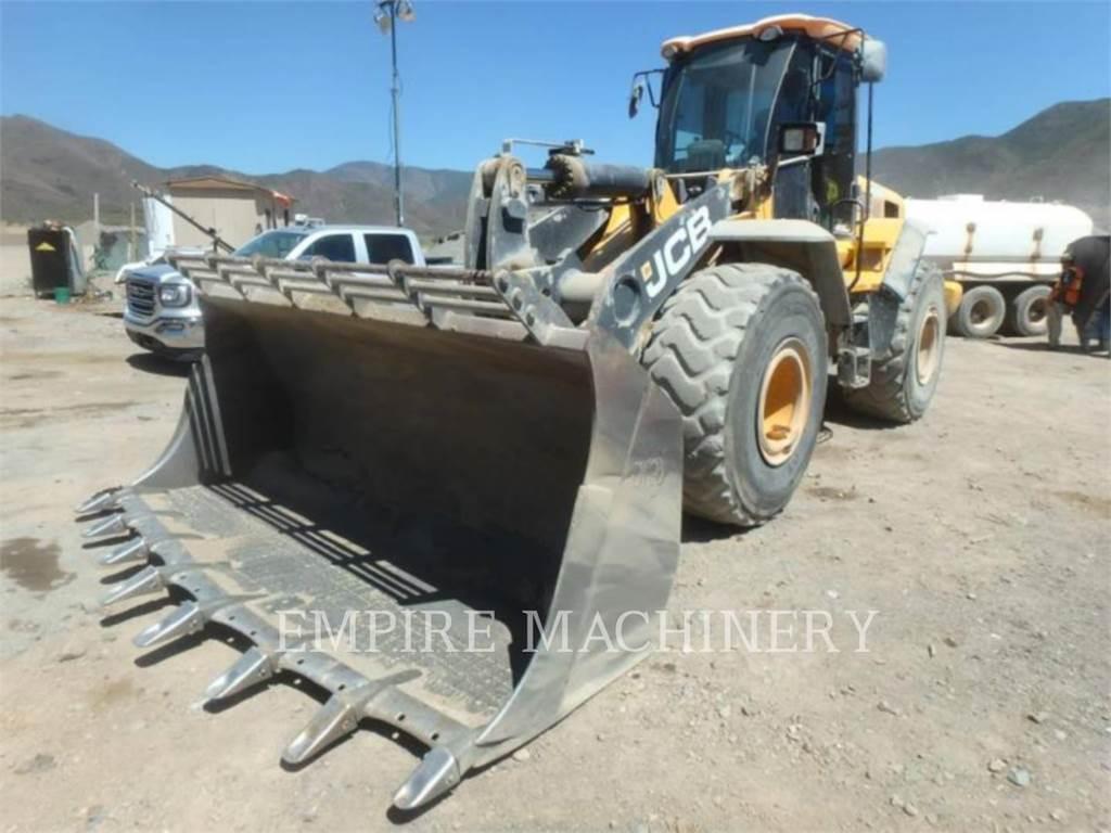 JCB 456 ZX, Radlader, Bau-Und Bergbauausrüstung