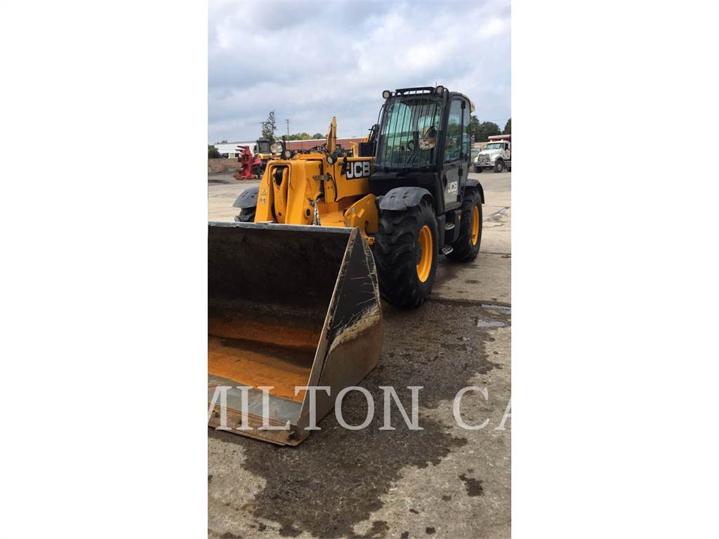 JCB 560-80, telehandler, Construction