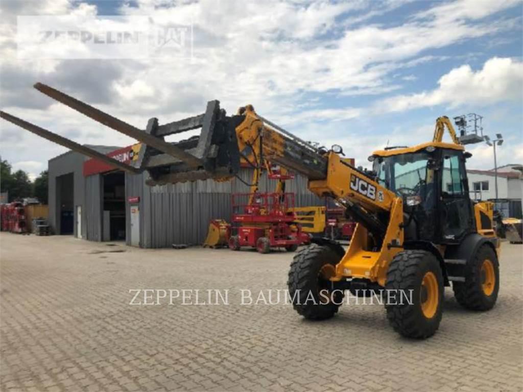 JCB TM220, Wheel Loaders, Construction