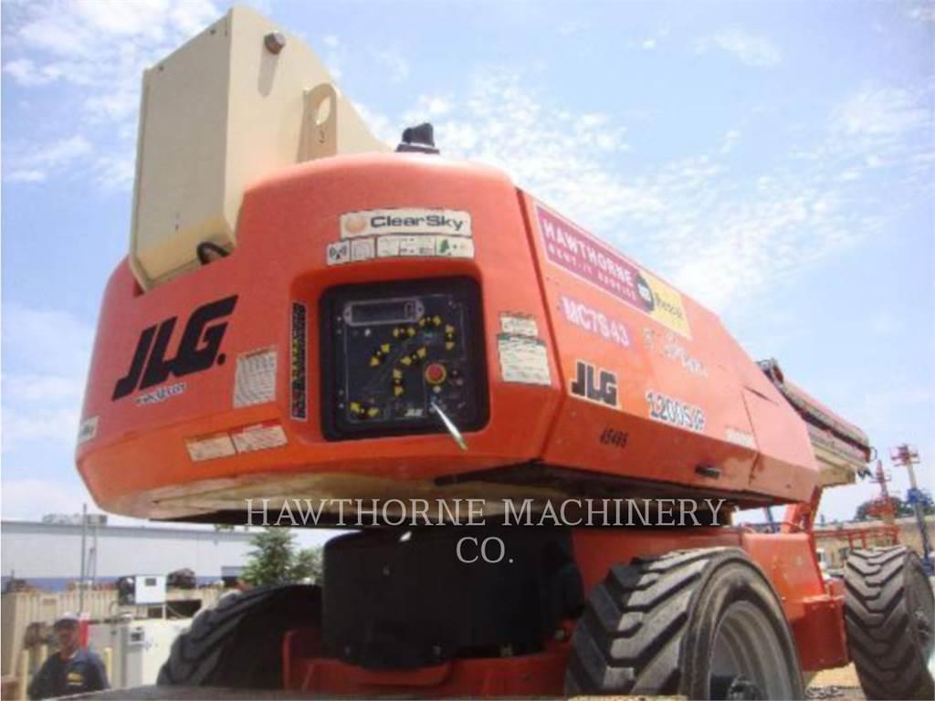JLG 1200SJP, Articulated boom lifts, Construction