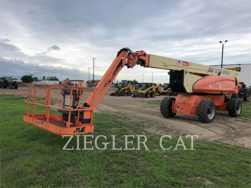 JLG 1250AJP, Gelenkteleskoparbeitsbühnen, Bau-Und Bergbauausrüstung