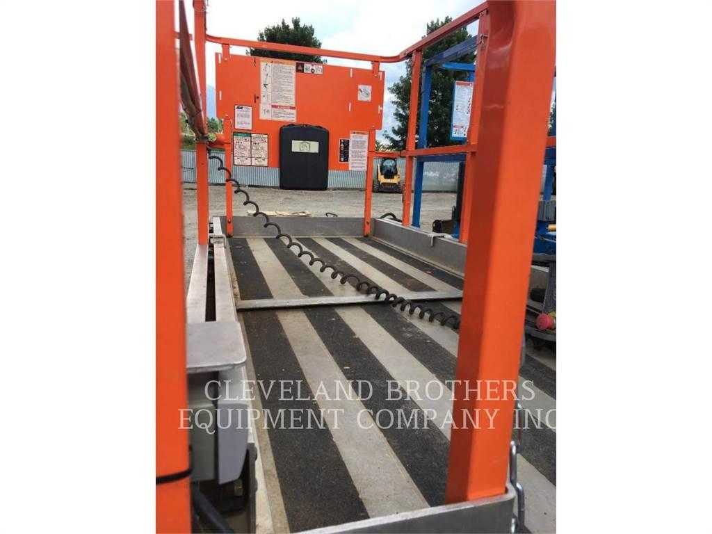 JLG 3246ES、リフト - シザー、建設