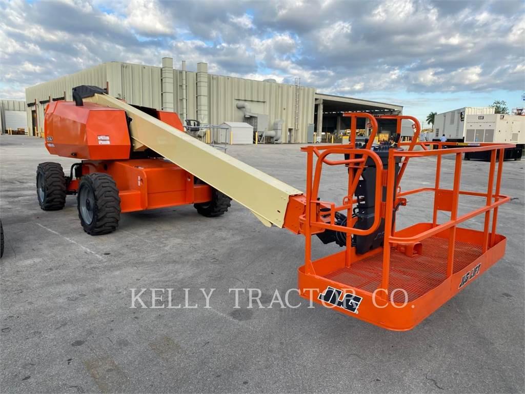 JLG 600S, Nacelles articulées, Équipement De Construction