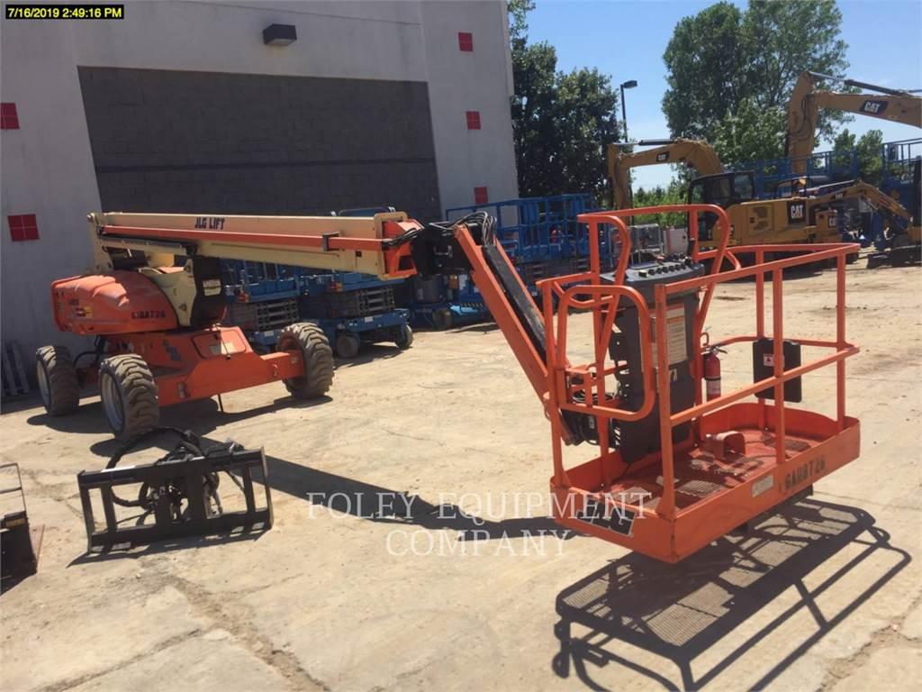 JLG E600JP, Nacelles articulées, Équipement De Construction