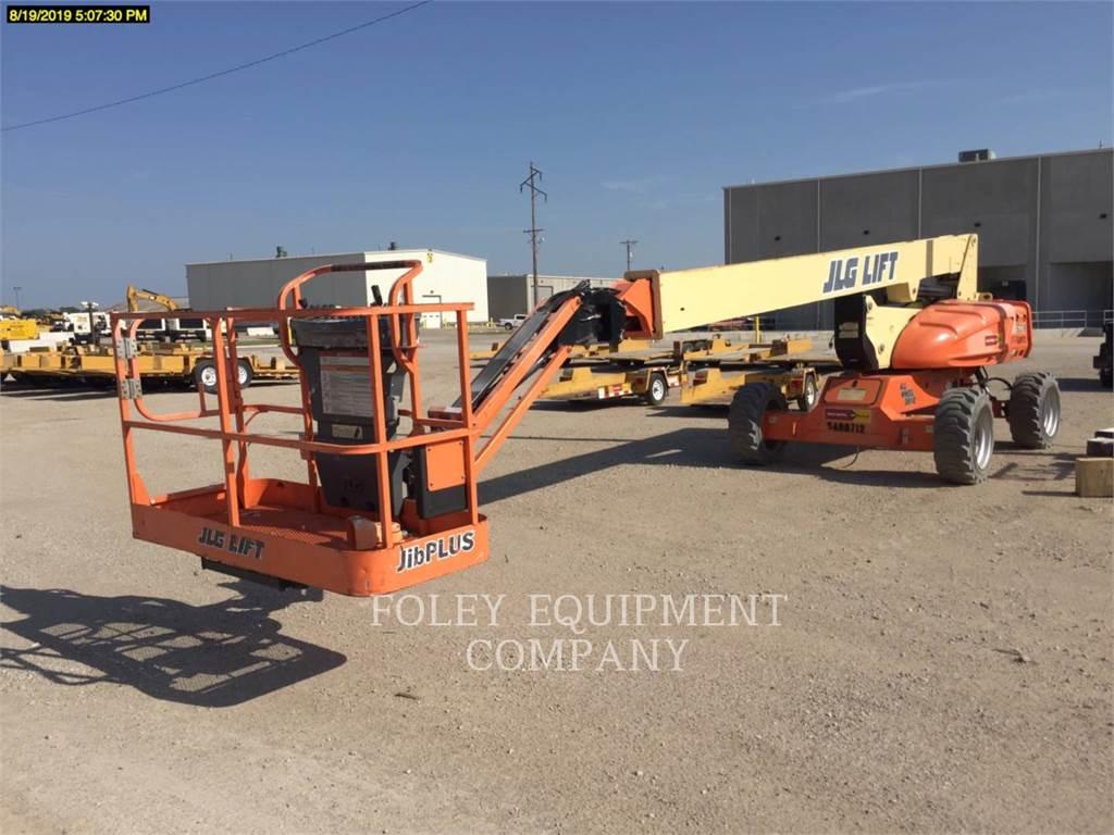 JLG E600JP, Podnośniki przegubowe, Sprzęt budowlany