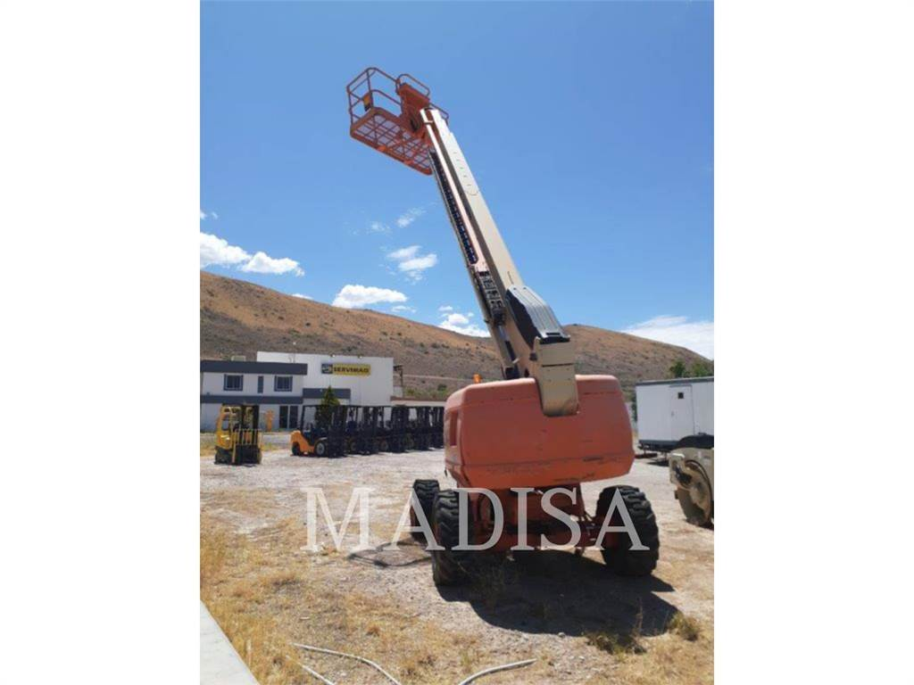 JLG MATERIAL HANDLING DIV. 600S, Articulated boom lifts, Construction