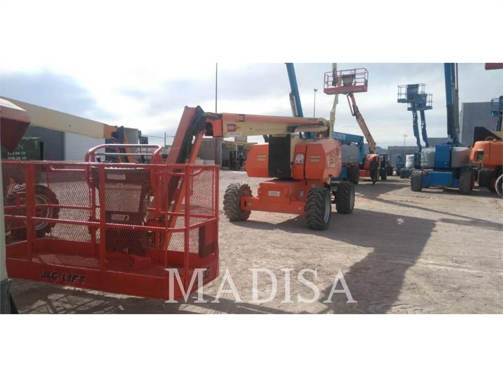 JLG MATERIAL HANDLING DIV. 800 AJ, Articulated boom lifts, Construction