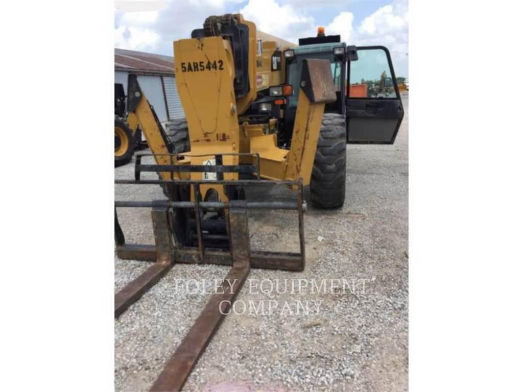 JLG TL1255C, telehandler, Construction