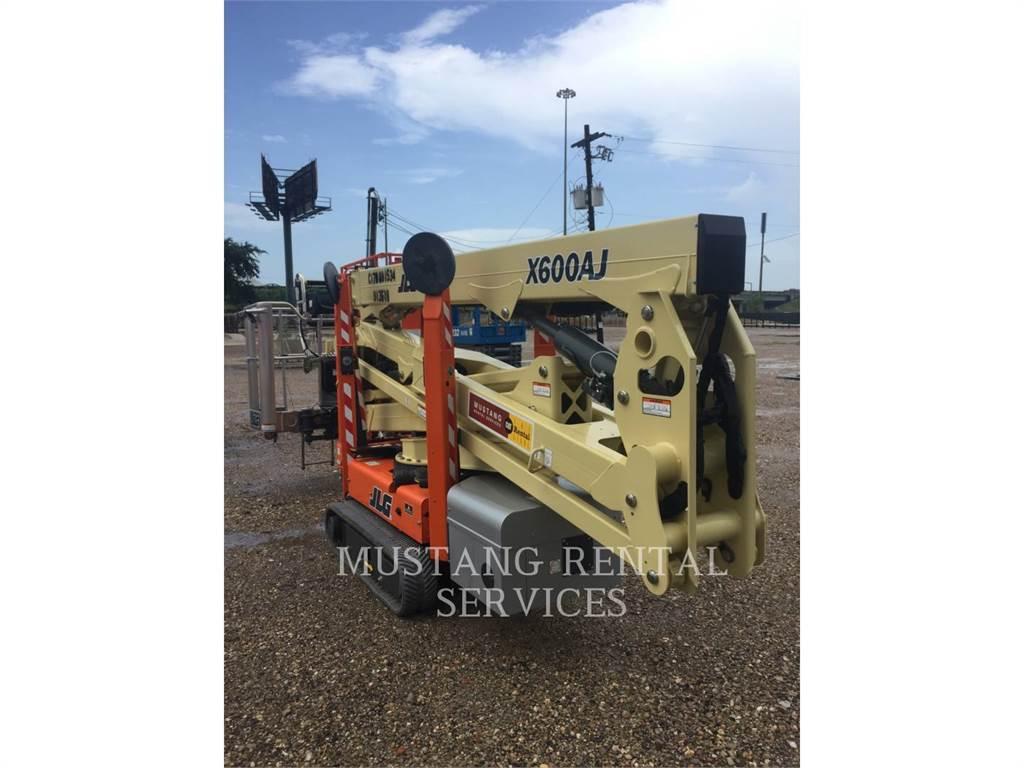 JLG X600AJ, Nacelles articulées, Équipement De Construction
