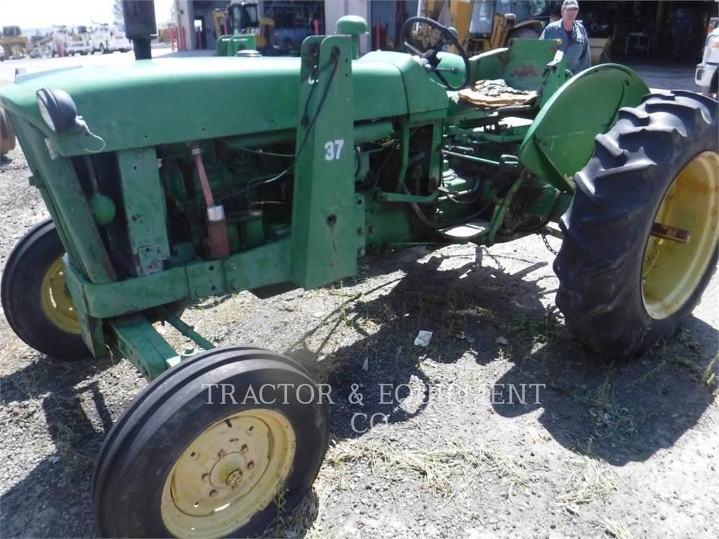 John Deere 1010, tractoare agricole, Agricultură