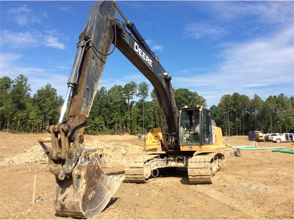 John Deere 300G, Escavatori cingolati, Attrezzature Da Costruzione