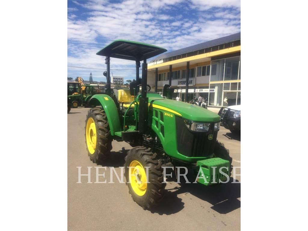 John Deere 3050B, tracteurs agricoles, Agricole