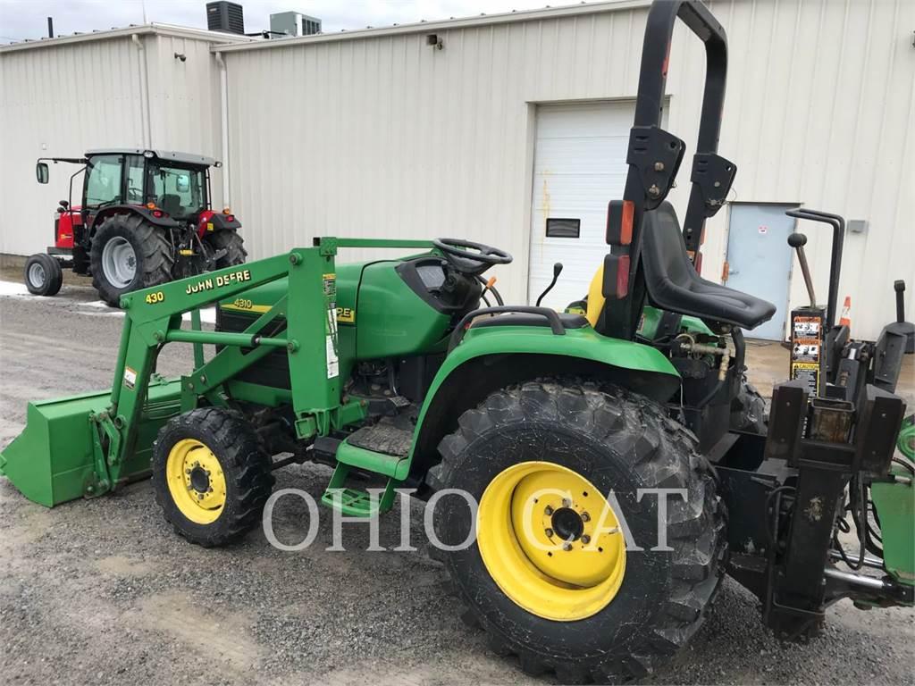 John Deere 4310, tractors, Agriculture