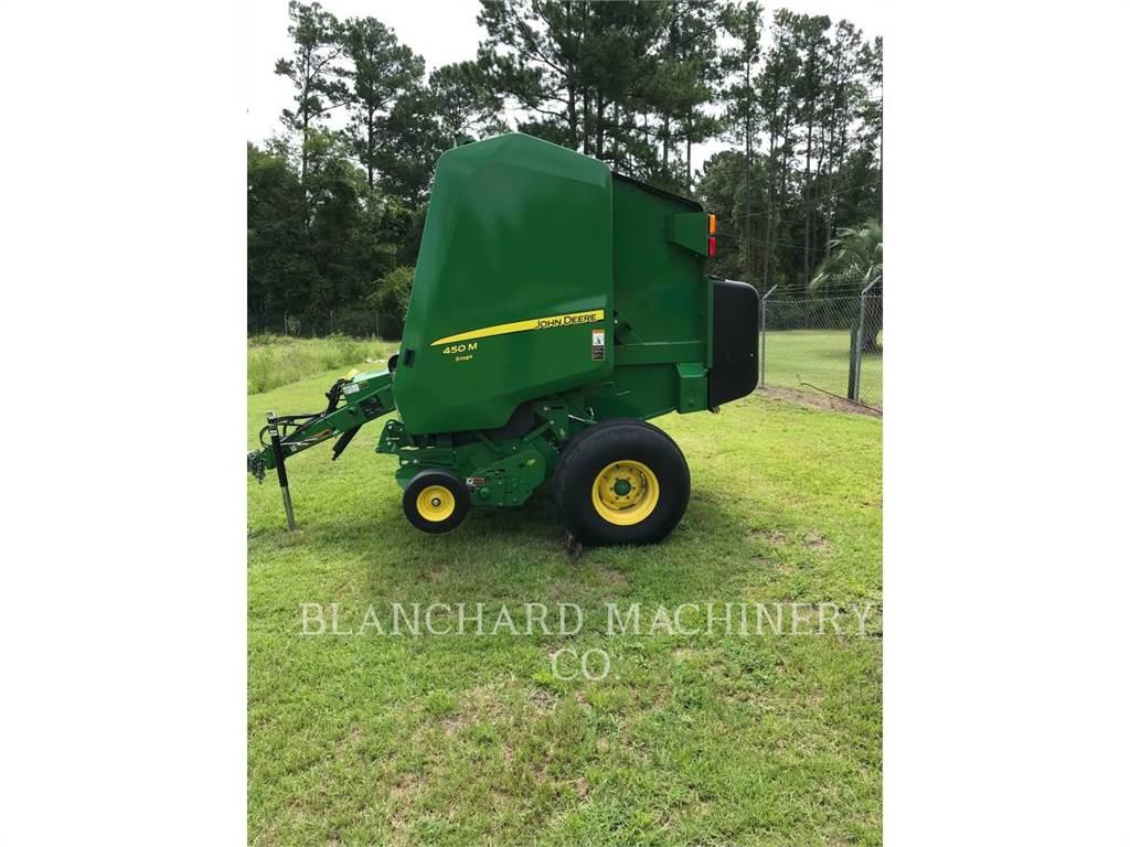John Deere 450M, hay equipment, Agriculture