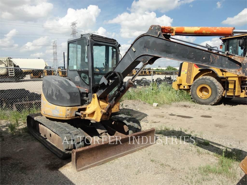 John Deere 50D, Raupenbagger, Bau-Und Bergbauausrüstung