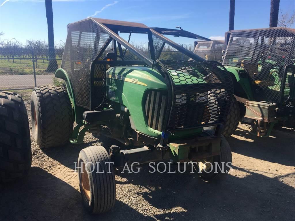 John Deere 5525, tractors, Agriculture