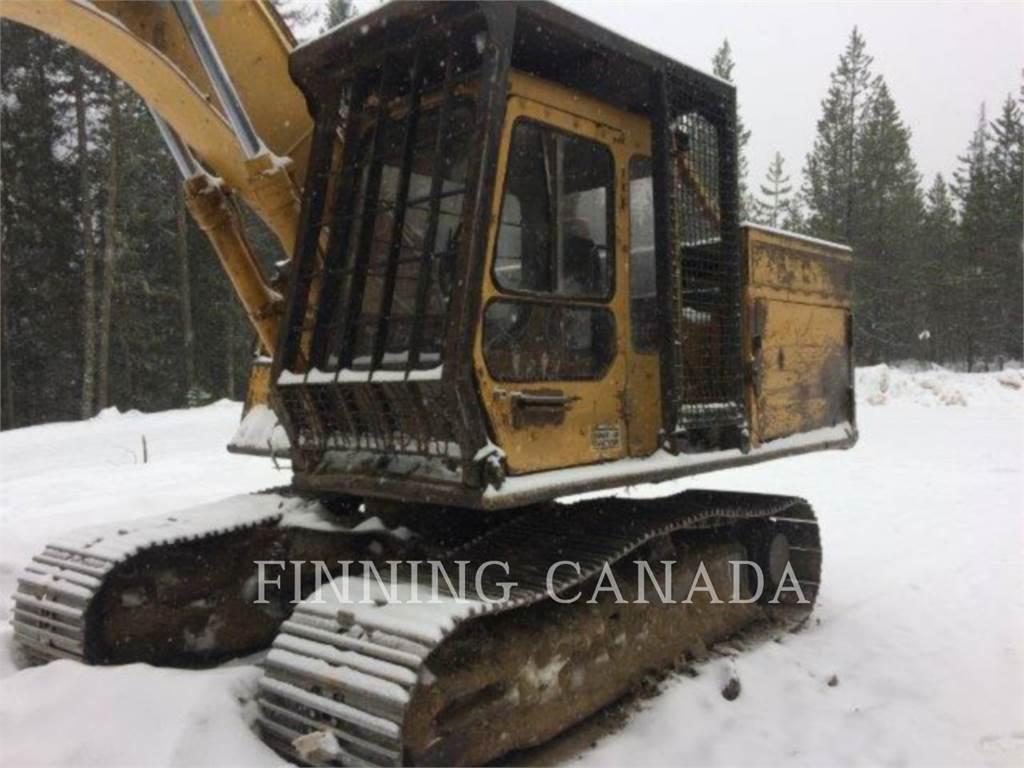 John Deere 590D, Crawler Excavators, Construction