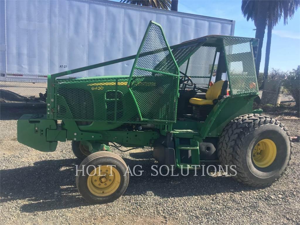 John Deere 6430, tractores agrícolas, Agricultura