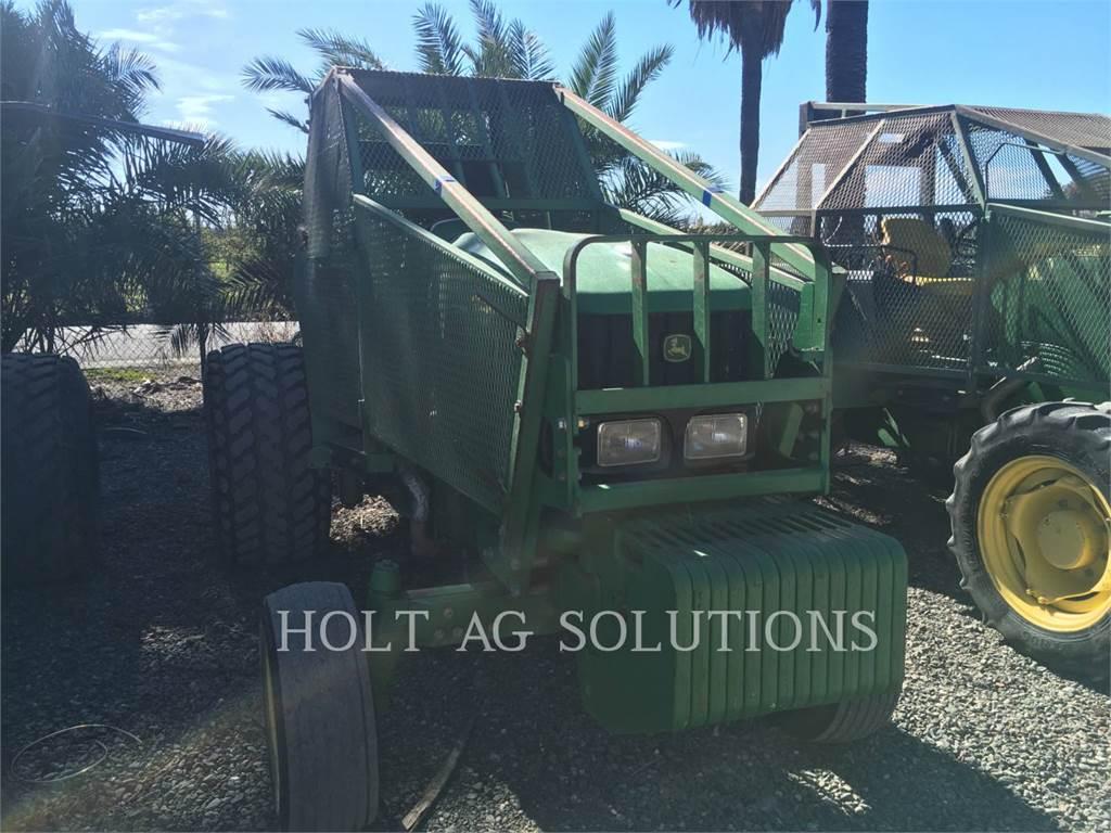 John Deere 6430, tractors, Agriculture
