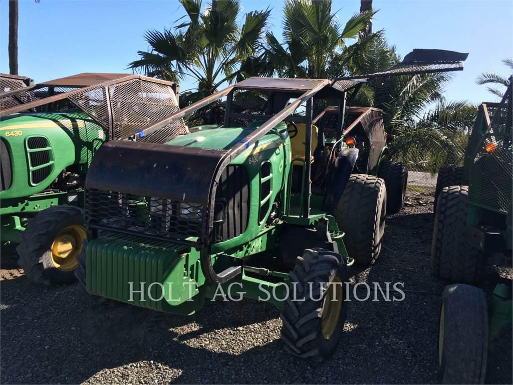 John Deere 6430, с/х тракторы, Сельское хозяйство