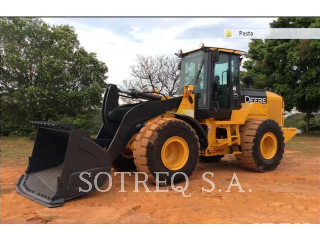 John Deere 644K, Kompaktlader, Bau-Und Bergbauausrüstung