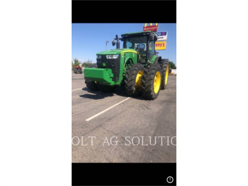 John Deere 8370R, с/х тракторы, Сельское хозяйство