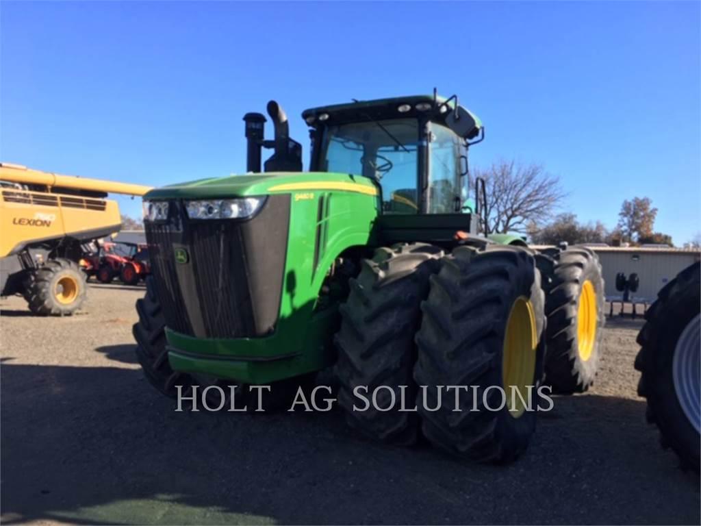 John Deere 9460R, tractors, Agriculture