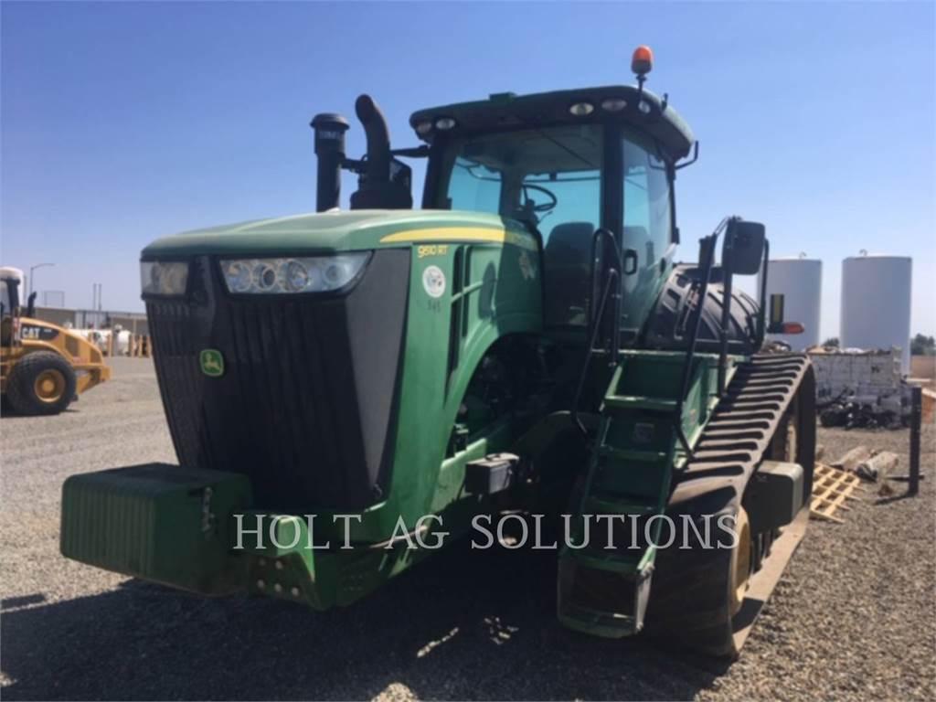 John Deere 9510RT, tractors, Agriculture