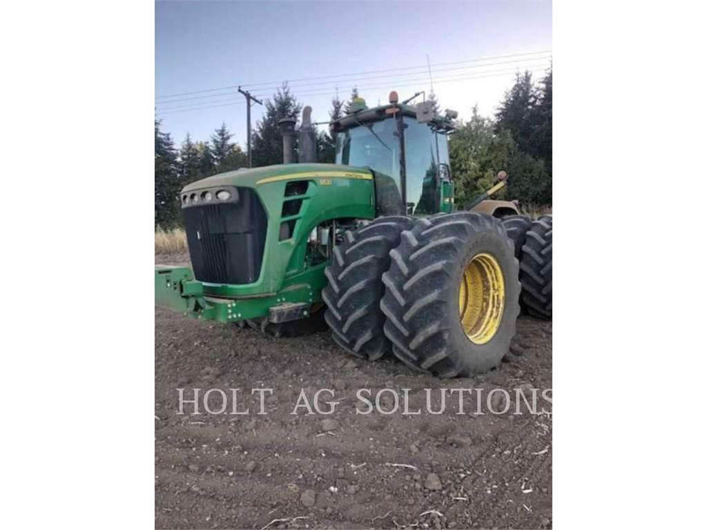 John Deere 9530, ciągniki rolnicze, Maszyny rolnicze