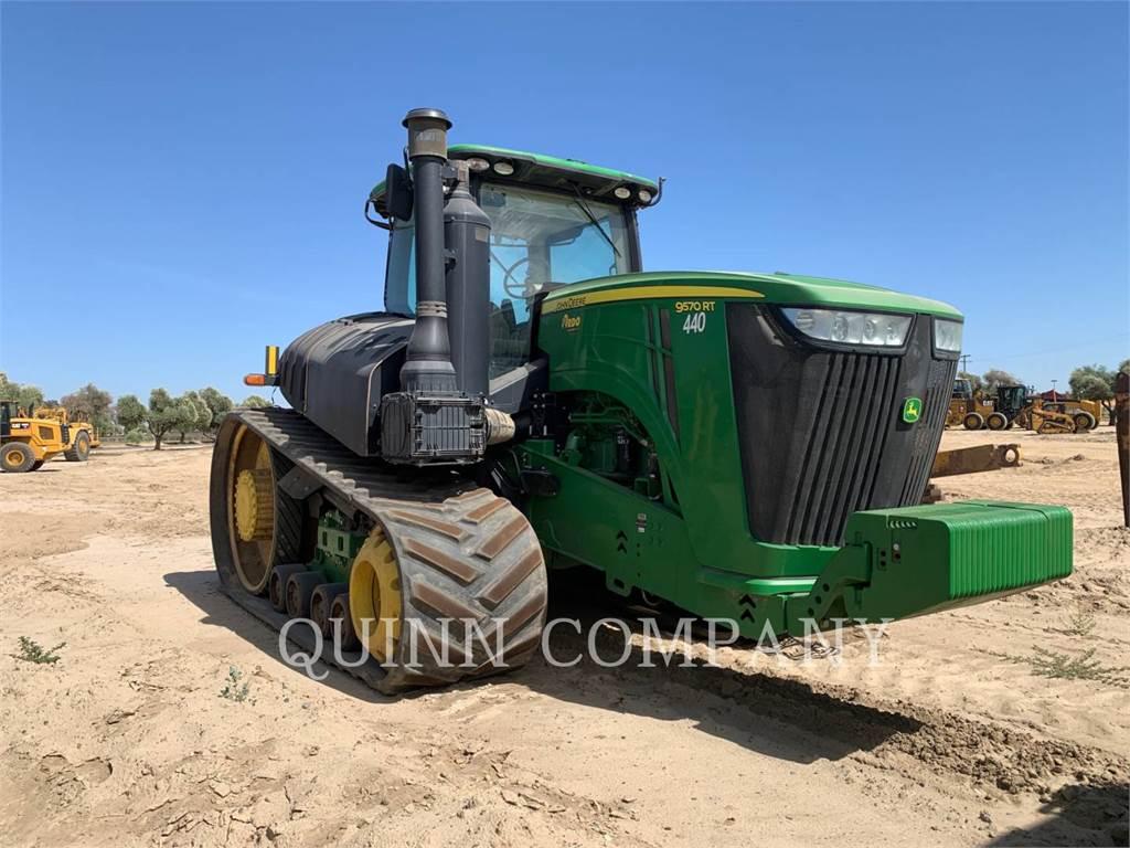 John Deere 9570RT, tractoare agricole, Agricultură
