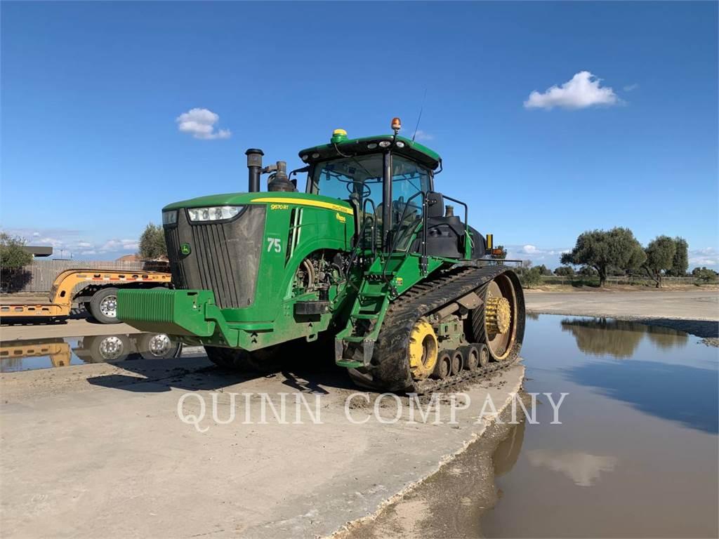 John Deere 9570RT, с/х тракторы, Сельское хозяйство