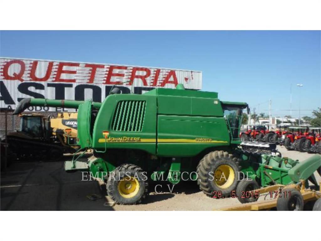 John Deere 9660 STS, комбайны, Сельское хозяйство