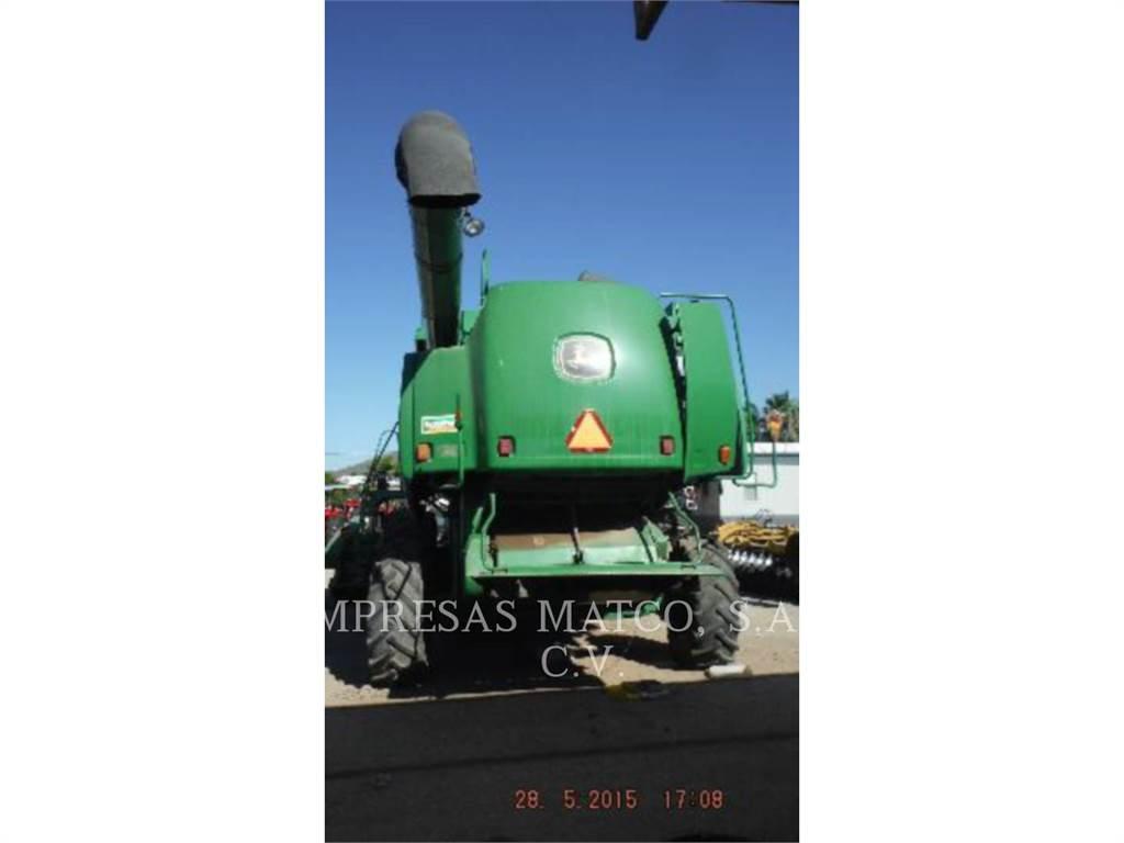 John Deere 9660 STS, combines, Agriculture
