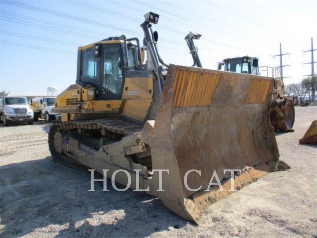 John Deere & CO. 1050J, Dozers, Construction