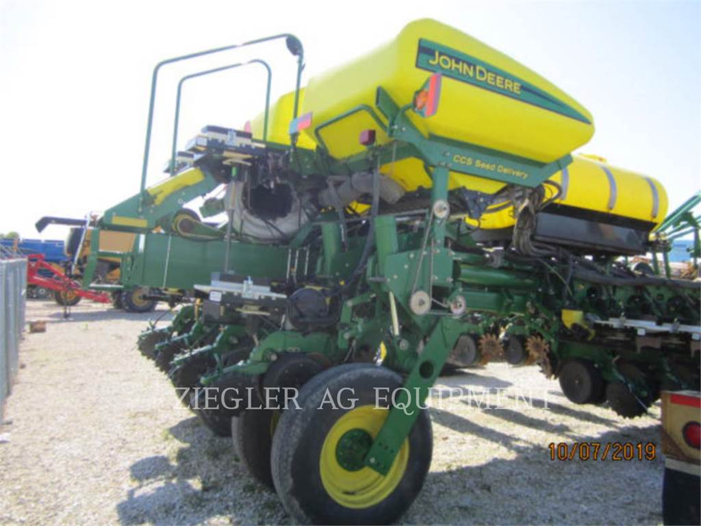 John Deere & CO. 1770NT, planting equipment, Agriculture