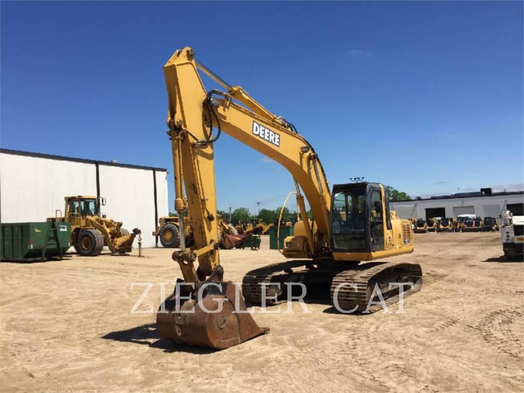 John Deere & CO. 200CLC, Crawler Excavators, Construction