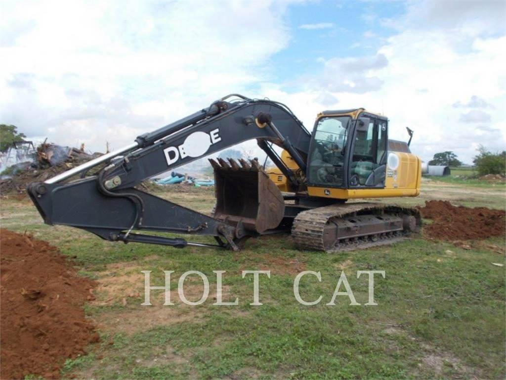 John Deere & CO. 210G LC, Crawler Excavators, Construction
