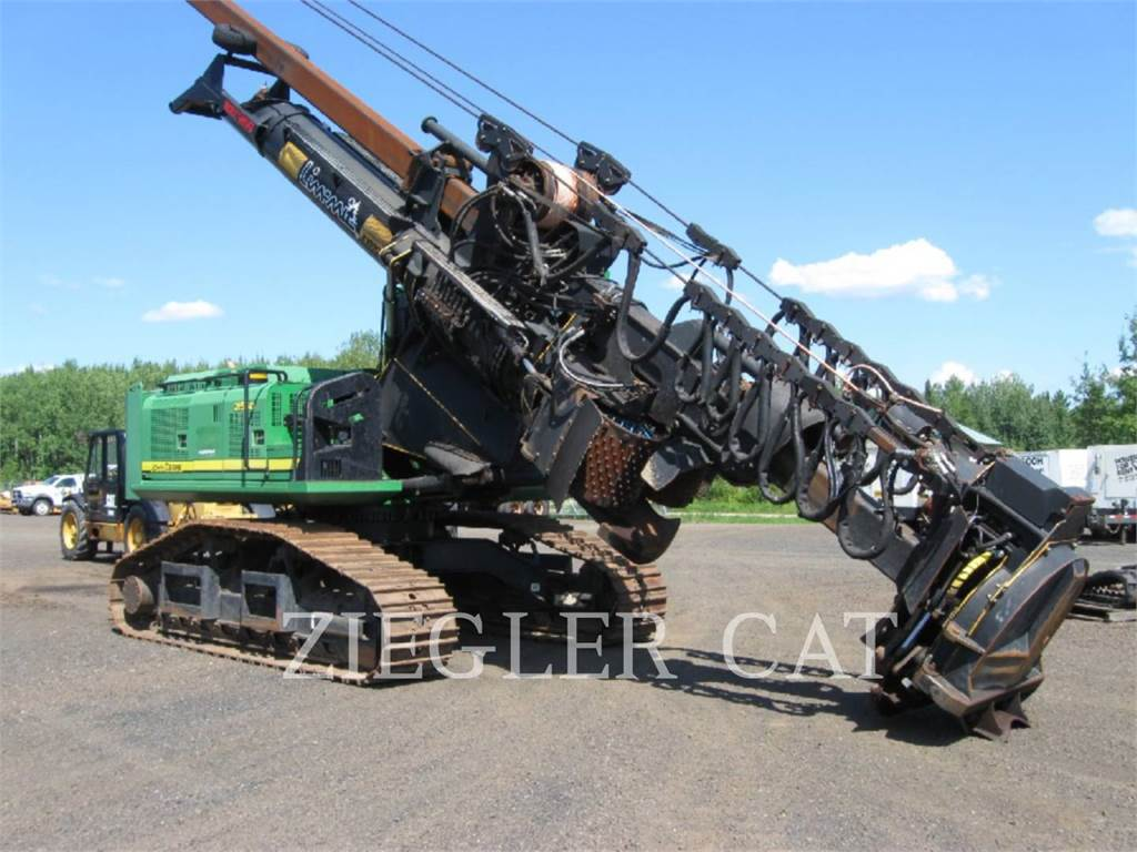 John Deere & CO. 2154D, delimber, Forestry Equipment