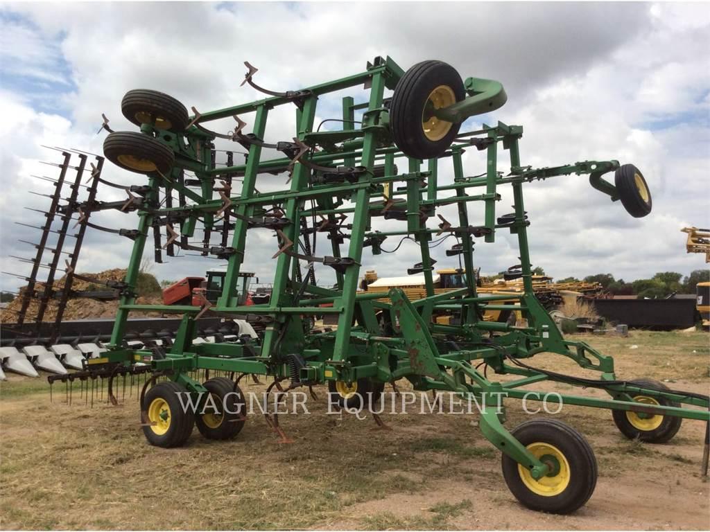 John Deere & CO. 2200, apparecchiature per coltivazione terreni, Agricoltura