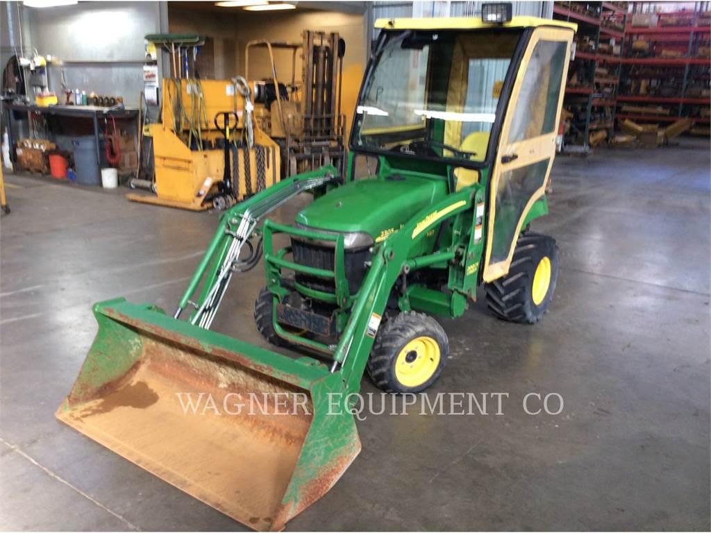 John Deere & CO. 2305H, tractores agrícolas, Agricultura