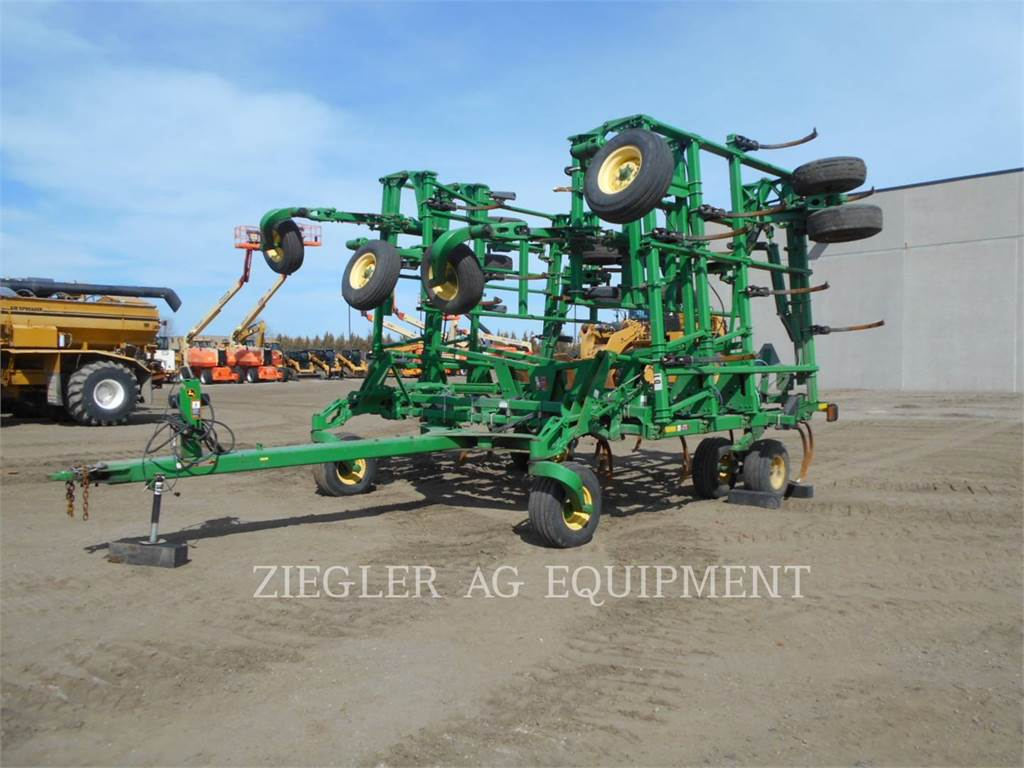 John Deere & CO. 2410, tillage equipment, Agriculture