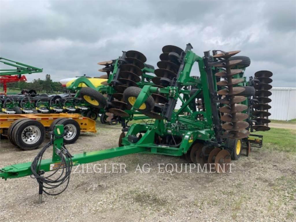 John Deere & CO. 2625, equipo de labranza agrícola, Agricultura