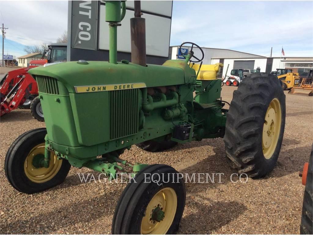 John Deere & CO. 4010, с/х тракторы, Сельское хозяйство