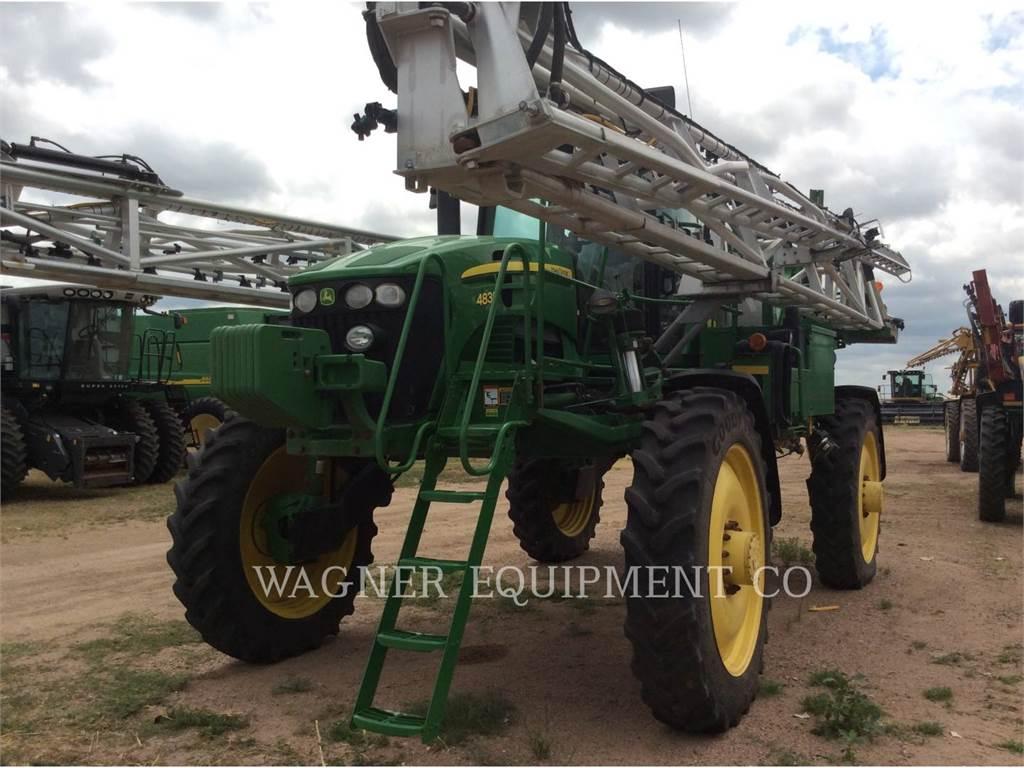 John Deere & CO. 4830, spruzzatore, Agricoltura