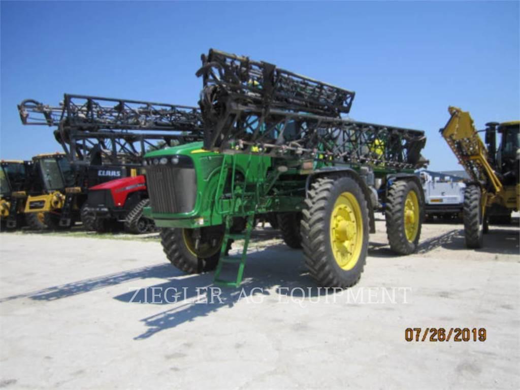 John Deere & CO. 4920、牵引式喷雾机、农业机械
