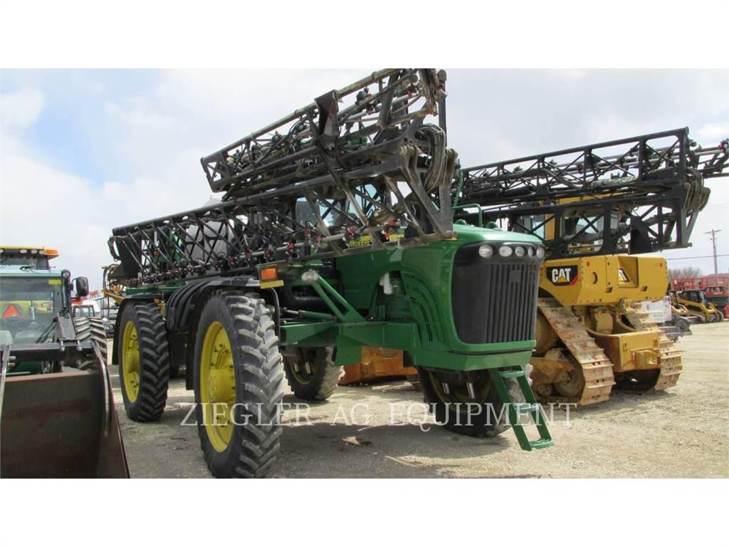 John Deere & CO. 4920, Self-propelled sprayers, Agriculture